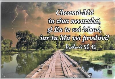 Tablou birou Ps 50:15