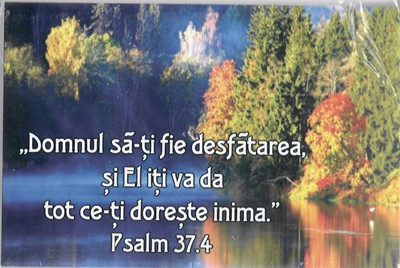 Tablou birou Ps 37:4