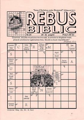 Rebus Biblic, nr 24