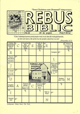 Rebus Biblic, nr 22