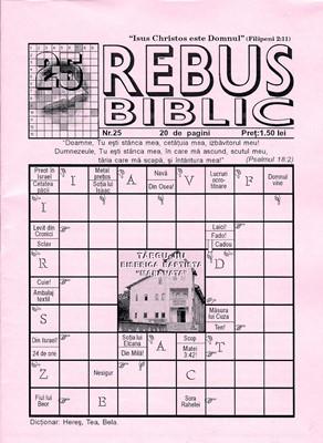 Rebus Biblic, nr 25