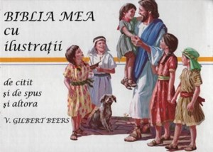 Biblia mea cu ilustraţii