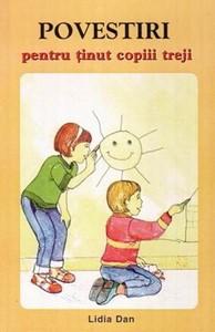 Povestiri pentru ţinut copiii treji