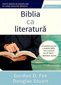 Biblia ca literatură