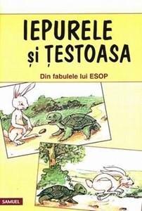 Iepurele şi ţestoasa - din fabulele lui Esop