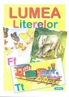 Lumea literelor (preşcolari, 80% din pagini color)