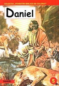 Povestiri biblice de colorat - Daniel