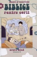 Jocuri şi activităţi biblice pentru copii - grupa mică - vol. 3