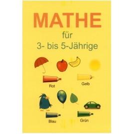 Mathe fur 3-bis 5-Jahrige
