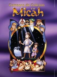 Comoara de Crăciun a lui Micah - Desene animate