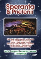 Speranţa şi prietenii - vol. 8 (1 DVD + 1 CD Bonus)