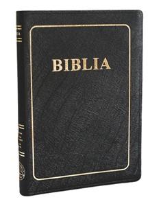 Biblia - format foarte mare, coperta piele, aurita, index (Flexibila)