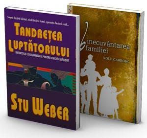 Două cărți pentru familie - Tandrețea Luptătorului și Binecuvântarea familiei