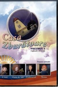 Casa Zburatoare - Volumul 1