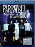 Farewell show: Blu-ray Disc