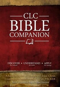 CLC Bible Companion, coperta tare