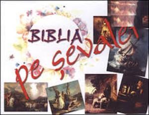 Biblia pe sevalet