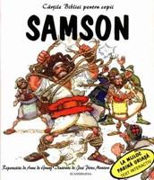 Cărţile Bibliei pentru copii. Samson