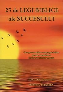 25 de legi biblice ale succesului