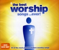 The best worship songs ever - 3 CD