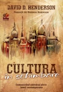 Cultura în schimbare
