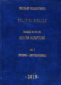 Sclipiri Biblice vol 1