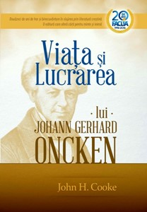 Viaţa şi lucrarea lui Johann Gerhard Oncken