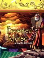 Povestea lui Moise în bandă desenată