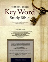 Hebrew - Greek Key Word Study Bible