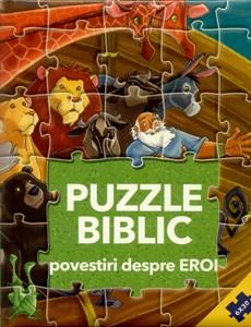 Puzzle - Povestiri despre eroi