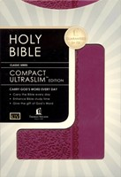 KJV Compact Ultraslim Bible