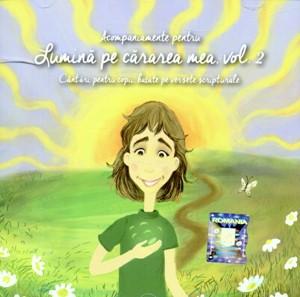 CD - Lumină pe cărarea mea, vol. 2 - Acompaniamente