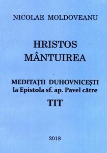 Hristos - Mântuirea; Meditații TIT