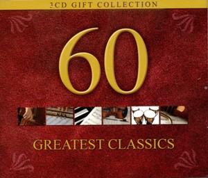 60 Greatest Classics - set de 3 CDuri