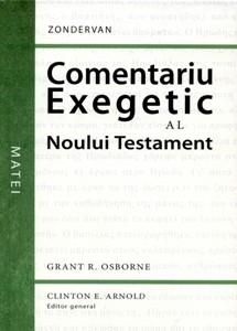 Comentariu exegetic al Noului Testament: Matei