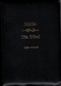 Biblia bilingvă română - germană