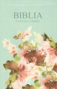 BIBLIA PENTRU FEMEI VERDE DESCHIS
