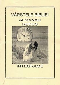 Almanah Vârstele Bibliei