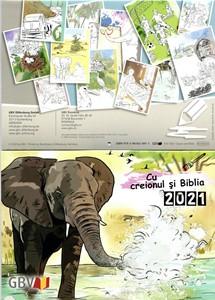 Cu creionul și Biblia 2021