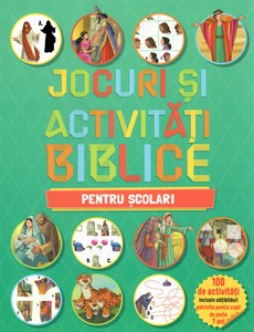 Jocuri și activități biblice pentru Școlari