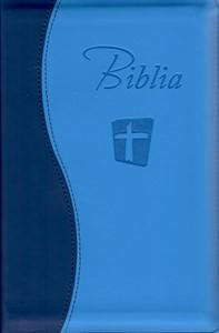 Biblia NTR - albastru, editia III