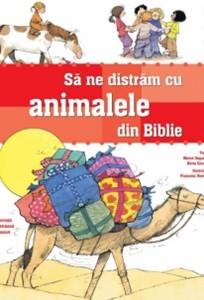 Să ne distrăm cu animalele din Biblie