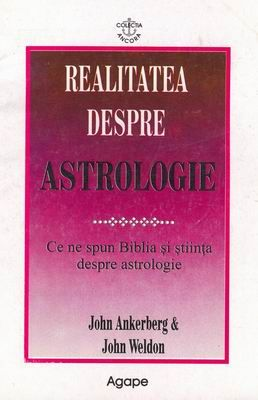 Realitatea despre astrologie