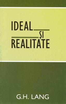 Ideal şi realitate