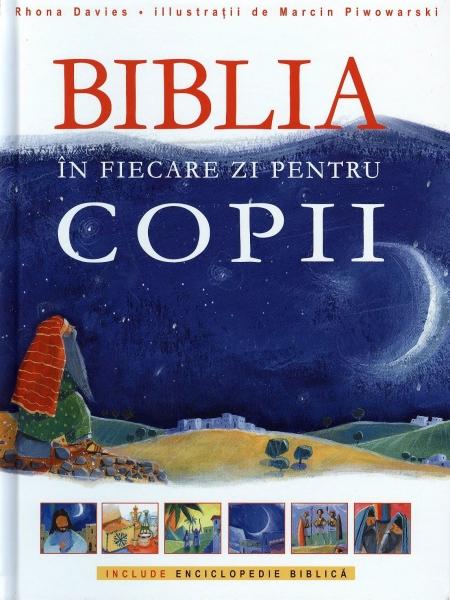 Biblia în fiecare zi pentru copii