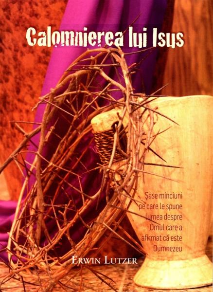 Calomnierea lui Isus