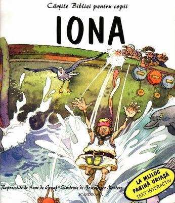 Cărţile Bibliei pentru copii. Iona