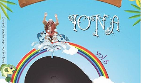 Iona: Speranţa pentru copii Vol. 6, DVD + CD