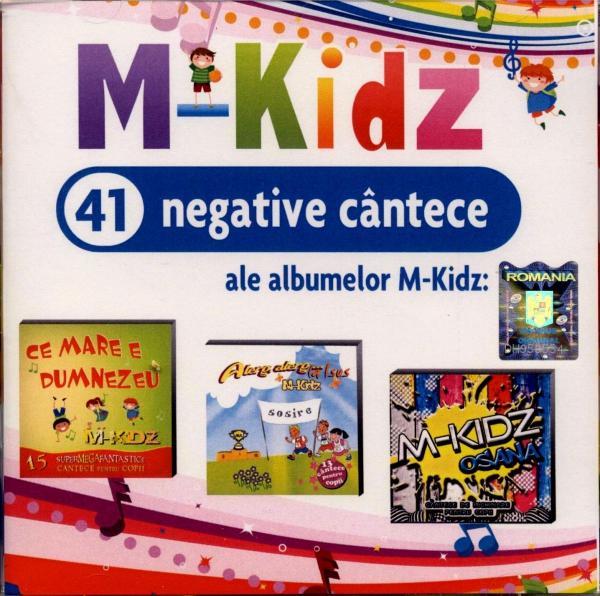 Negative M-kidz