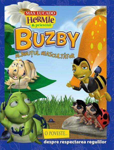 Hermie - Buzby, albinuţul neascultător (seria Hermie)